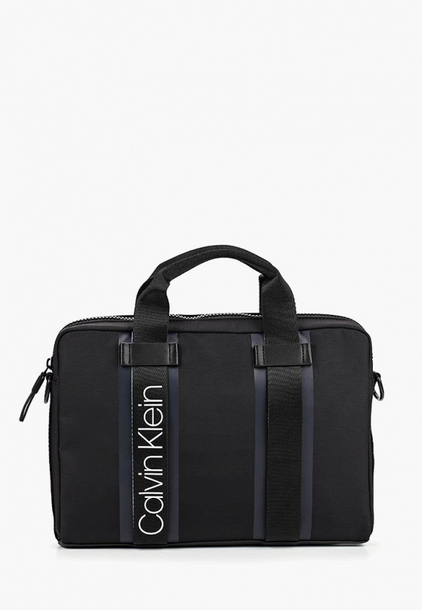 Купить Сумка Calvin Klein Jeans, ca939bmducm7, черный, Весна-лето 2019