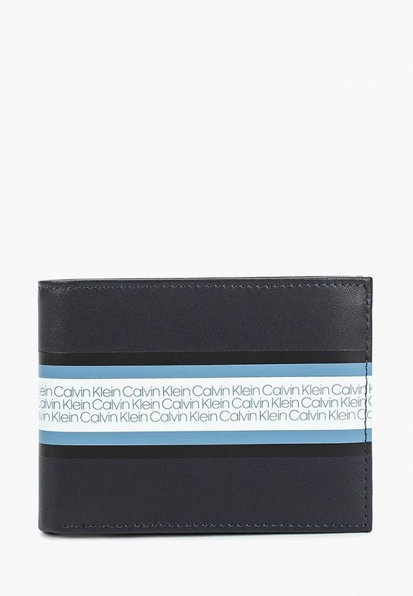 Купить Кошелек Calvin Klein Jeans, ca939bmducn8, синий, Весна-лето 2019