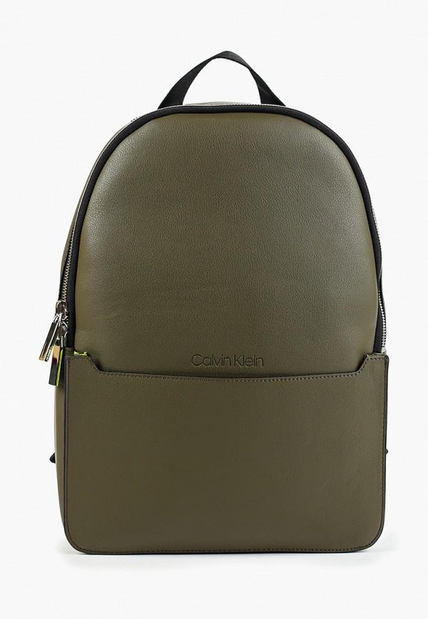 мужской рюкзак calvin klein, хаки