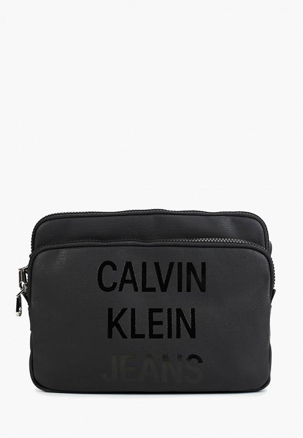 цена Сумка Calvin Klein Jeans Calvin Klein Jeans CA939BMFQYJ6 онлайн в 2017 году