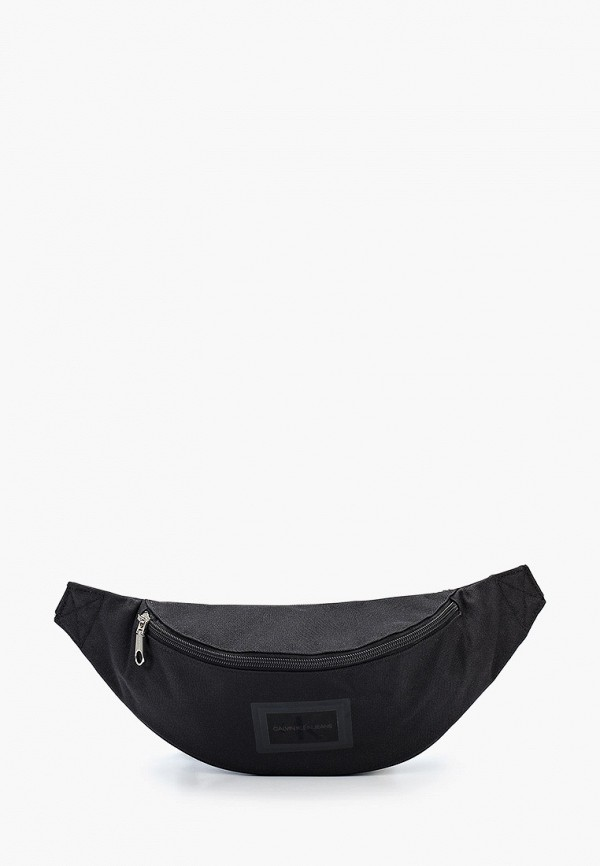 мужская поясные сумка calvin klein, черная