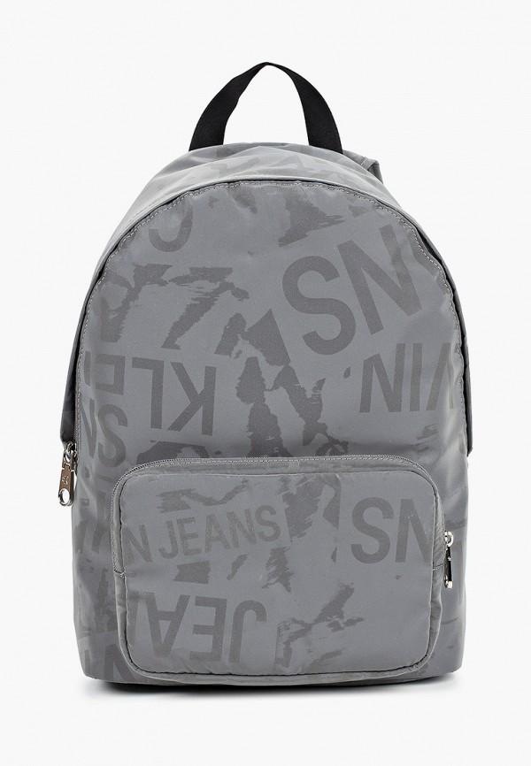 мужской рюкзак calvin klein, серый