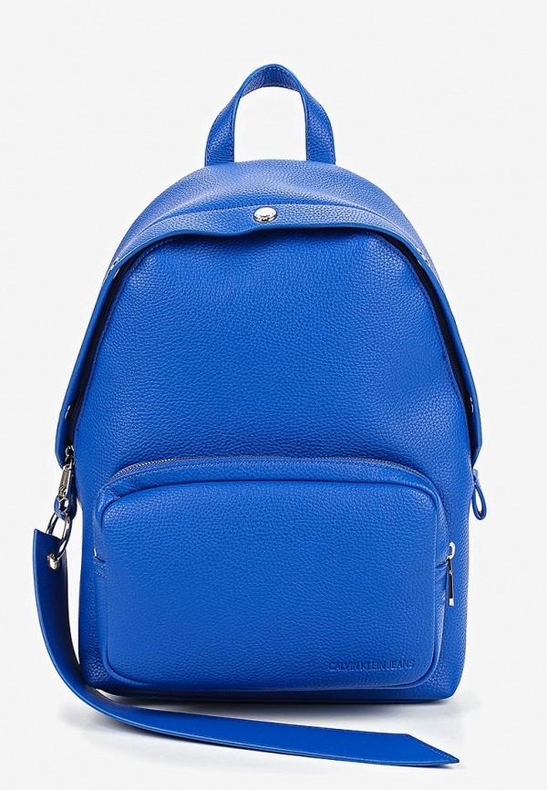 Купить Рюкзак Calvin Klein Jeans, ca939bwdtxr4, синий, Весна-лето 2019