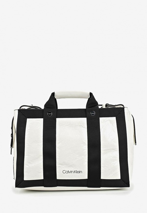 Купить Сумка Calvin Klein Jeans, ca939bwducq5, белый, Весна-лето 2019