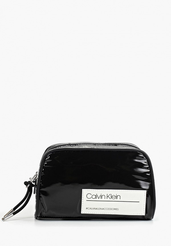 Косметичка Calvin Klein Jeans Calvin Klein Jeans CA939BWFQYN3 бальзам refectocil longlash caring balsam for eyelashes and brows