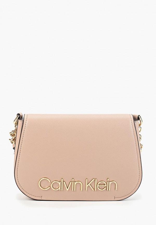 цена Сумка Calvin Klein Jeans Calvin Klein Jeans CA939BWFQYN6 онлайн в 2017 году