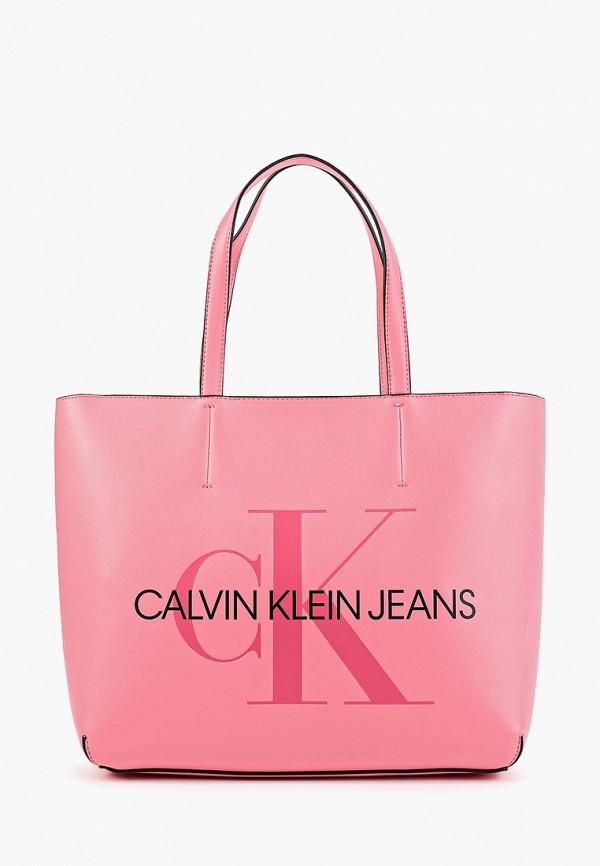 Сумка Calvin Klein Jeans Calvin Klein Jeans CA939BWFQYQ8 недорого