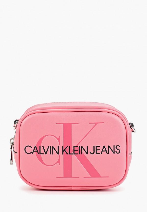 цена Сумка Calvin Klein Jeans Calvin Klein Jeans CA939BWFQYR1 онлайн в 2017 году