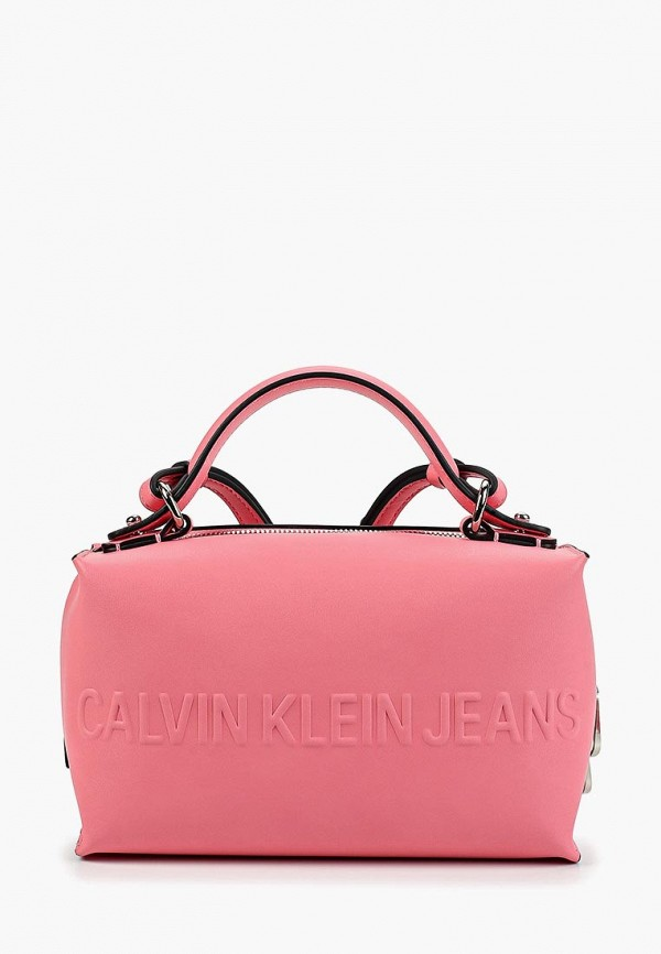 цена Сумка Calvin Klein Jeans Calvin Klein Jeans CA939BWFQYR6 онлайн в 2017 году