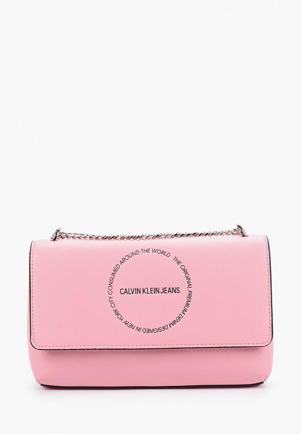 цена Сумка Calvin Klein Jeans Calvin Klein Jeans CA939BWHIRV4 онлайн в 2017 году