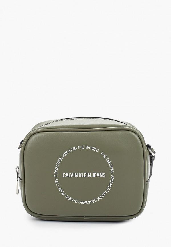 цена Сумка Calvin Klein Jeans Calvin Klein Jeans CA939BWHIRV9 онлайн в 2017 году