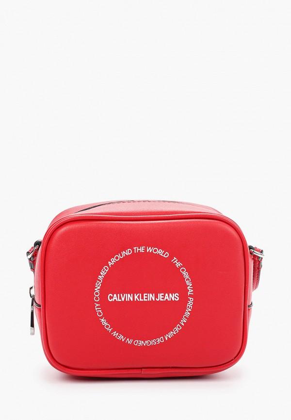 цена Сумка Calvin Klein Jeans Calvin Klein Jeans CA939BWHIRW1 онлайн в 2017 году