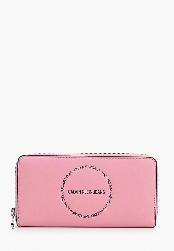 цена Кошелек Calvin Klein Jeans Calvin Klein Jeans CA939BWHIRW7 онлайн в 2017 году
