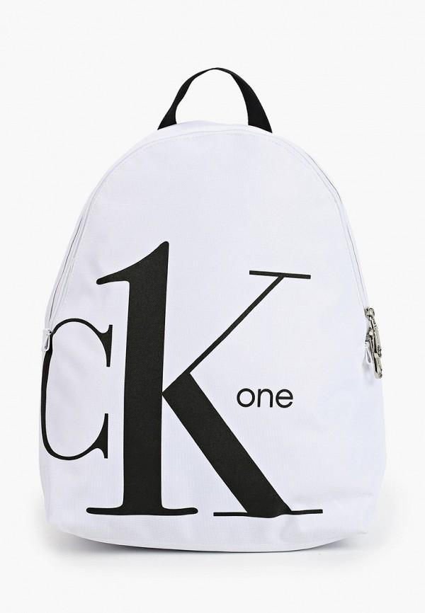 женский рюкзак calvin klein, белый