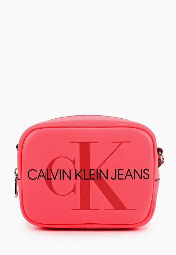 женская сумка через плечо calvin klein