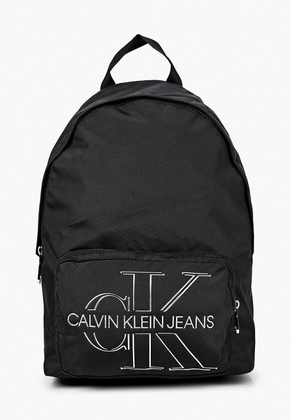 женский рюкзак calvin klein, черный