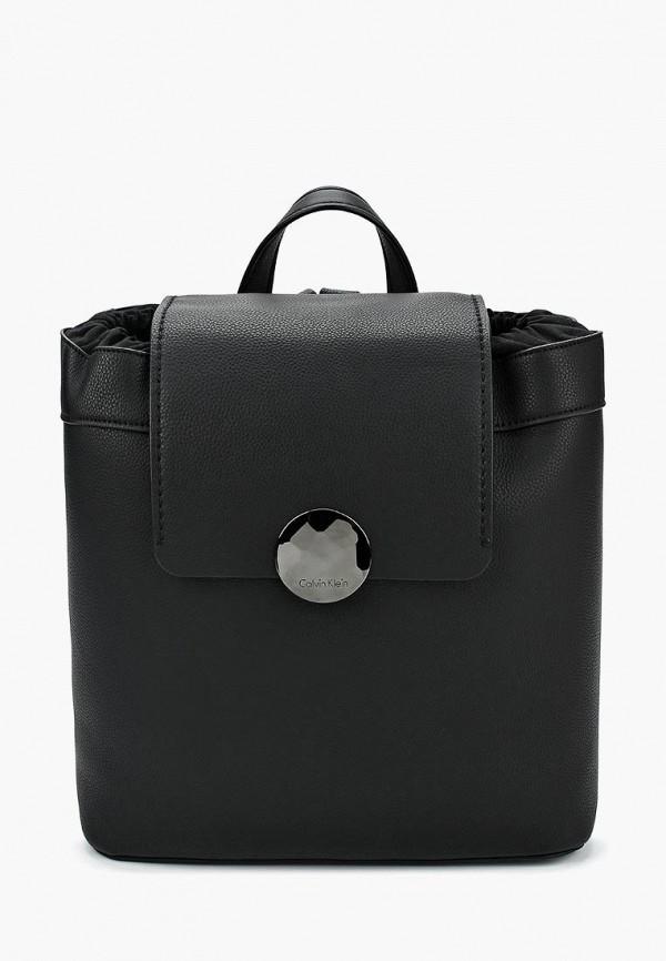 Купить Рюкзак Calvin Klein Jeans, CA939BWWNY69, черный, Весна-лето 2018