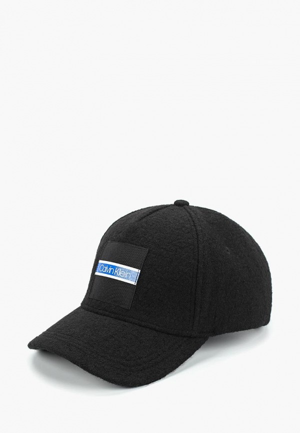 Купить Бейсболка Calvin Klein Jeans, ca939cmducp3, черный, Весна-лето 2019