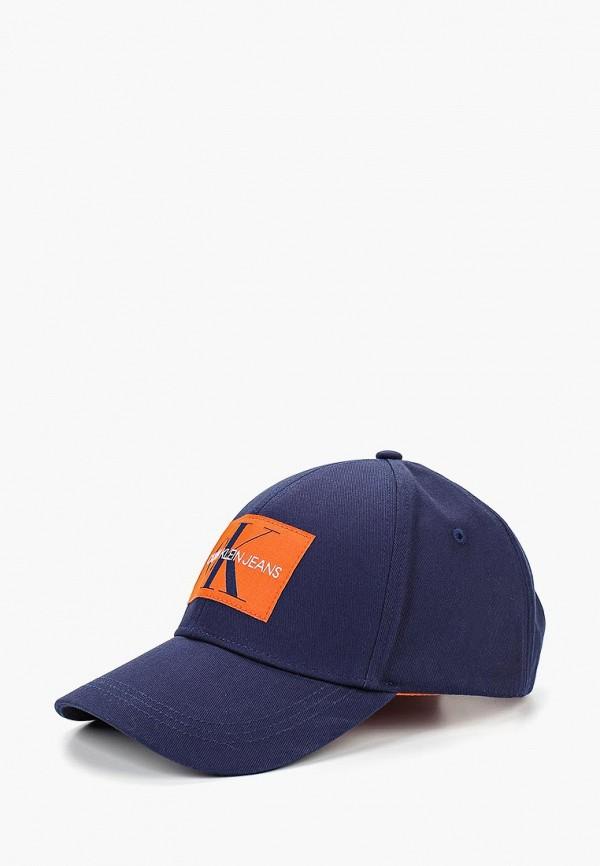 купить Бейсболка Calvin Klein Jeans Calvin Klein Jeans CA939CUBTIE3 по цене 3800 рублей