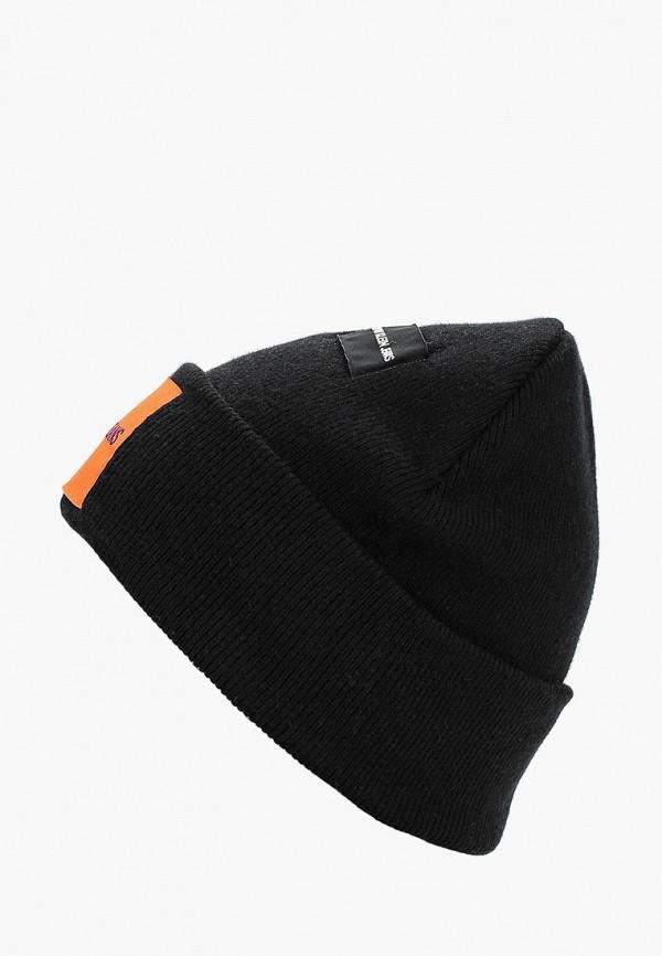 Купить Шапка Calvin Klein Jeans, ca939cubtks8, черный, Осень-зима 2018/2019