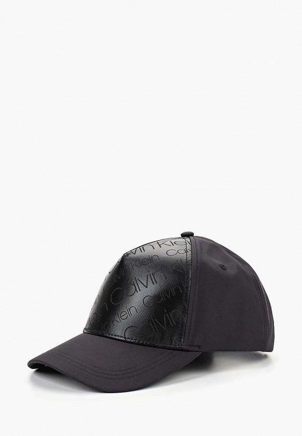 Купить Бейсболка Calvin Klein Jeans, CA939CWBTHZ4, черный, Осень-зима 2018/2019