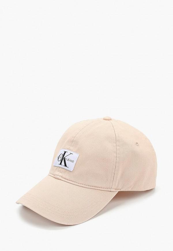 Купить Бейсболка Calvin Klein Jeans, ca939cwducl3, розовый, Весна-лето 2019