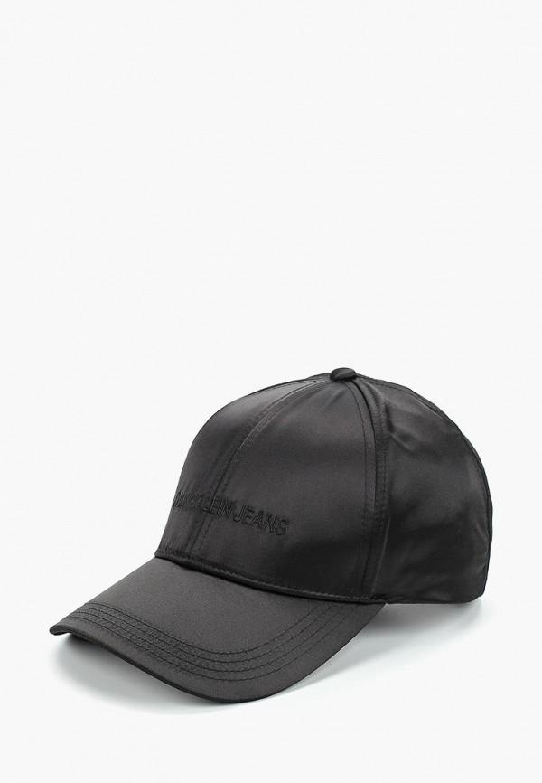 Купить Бейсболка Calvin Klein Jeans, ca939cwducv3, черный, Весна-лето 2019