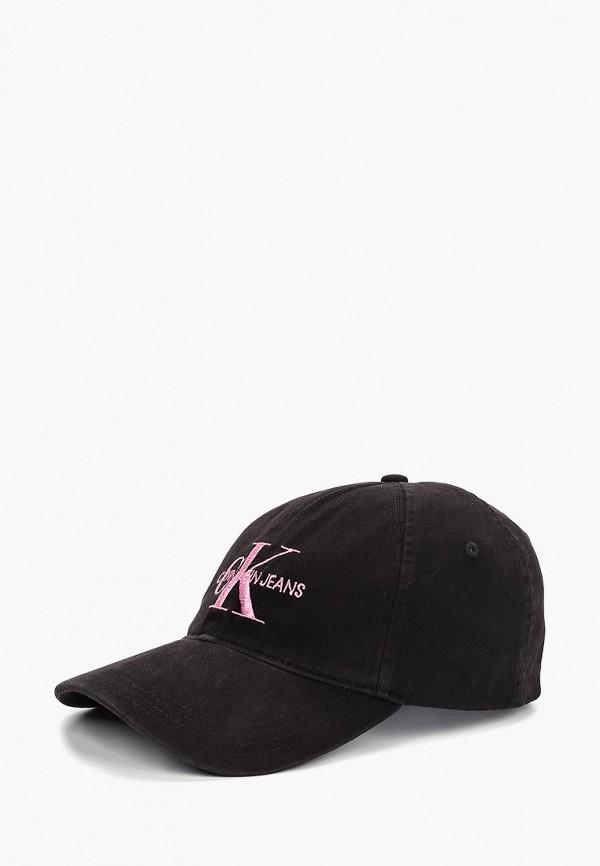 Бейсболка Calvin Klein Jeans Calvin Klein Jeans CA939CWETJF1 цена 2017