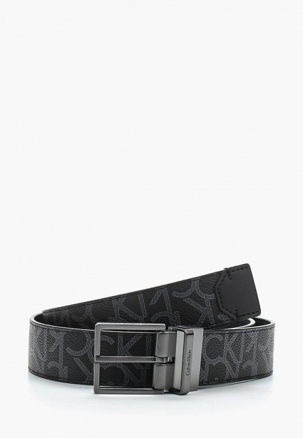 Купить Ремень Calvin Klein Jeans, CA939DMAPQG3, черный, Весна-лето 2018