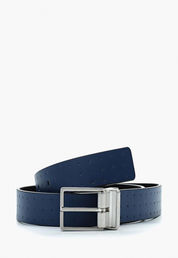 Купить Ремень Calvin Klein Jeans, CA939DMAPQJ6, синий, Весна-лето 2018