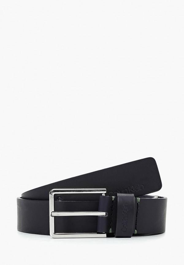 Купить Ремень Calvin Klein Jeans, CA939DMBTKD9, синий, Осень-зима 2018/2019
