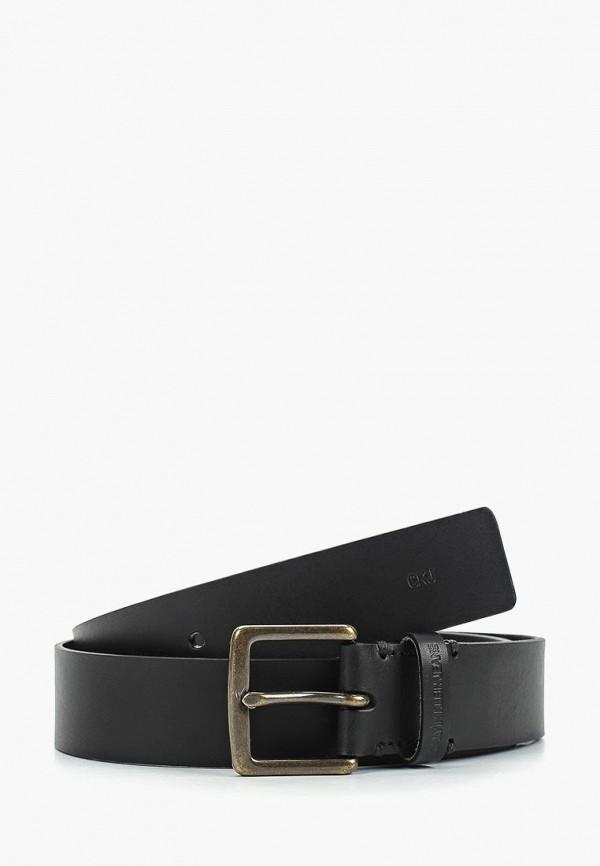 Купить Ремень Calvin Klein Jeans, ca939dmducq0, черный, Весна-лето 2019