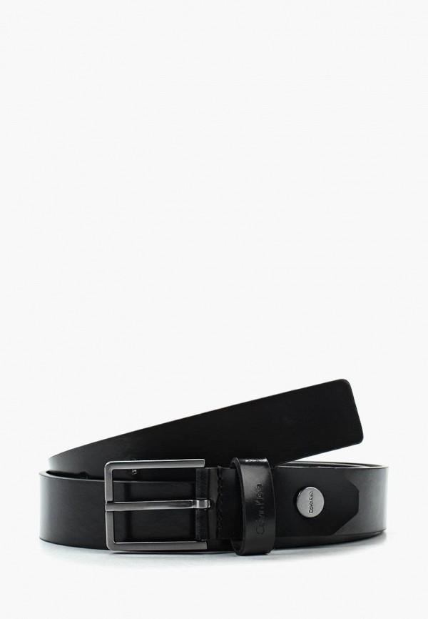 Купить Ремень Calvin Klein Jeans, CA939DMZKZ71, черный, Весна-лето 2018