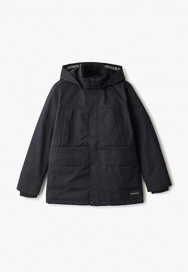 Куртка утепленная Calvin Klein Jeans Calvin Klein Jeans CA939EBFSOS4