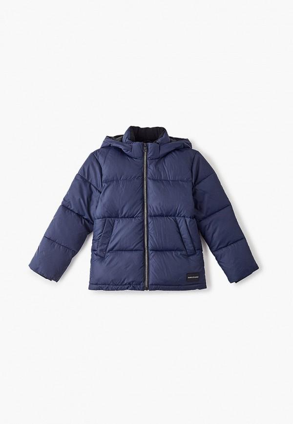 цены Куртка утепленная Calvin Klein Jeans Calvin Klein Jeans CA939EBFSPI7