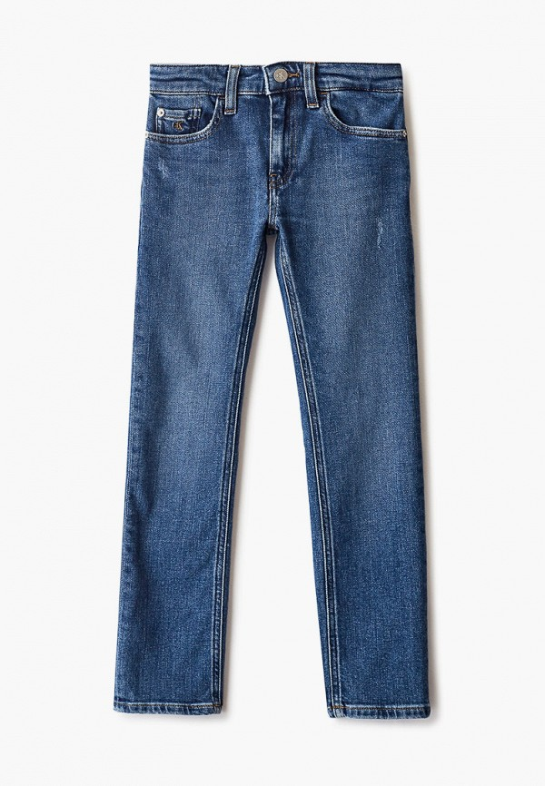 джинсы calvin klein для мальчика, синие
