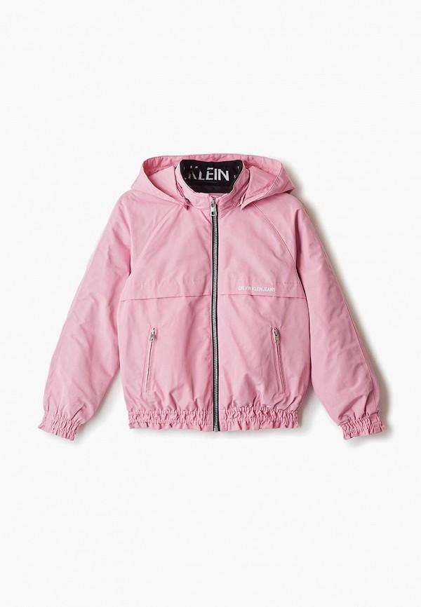 Куртка утепленная Calvin Klein Jeans Calvin Klein Jeans CA939EGFSOT8 цена