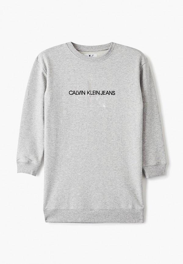 Платье Calvin Klein Jeans Calvin Klein Jeans CA939EGFSOV1