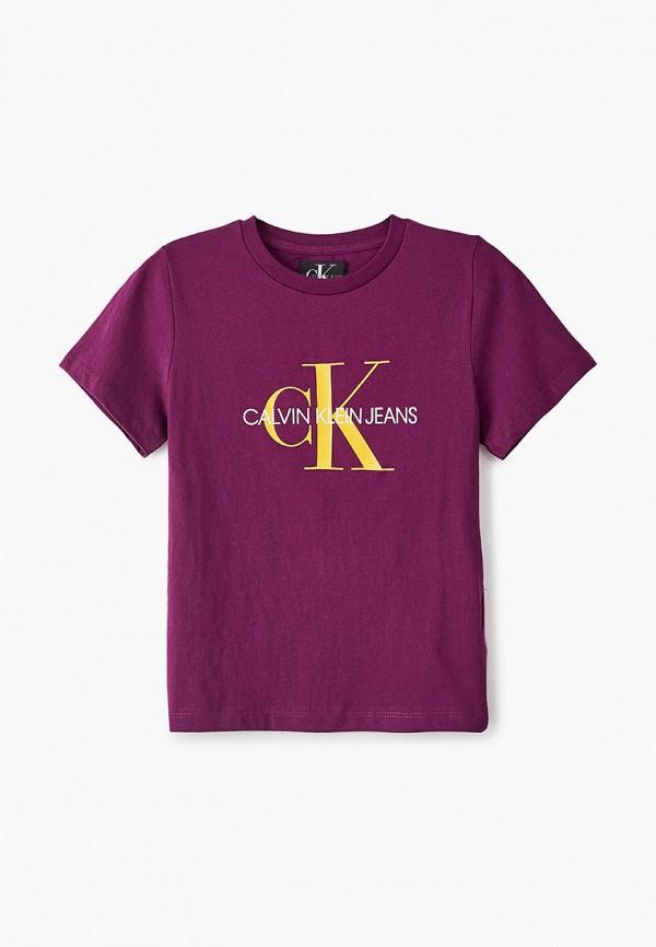 Футболка Calvin Klein Jeans Calvin Klein Jeans CA939EGFSPK6 футболка calvin klein jeans calvin klein jeans ca939ewetit4