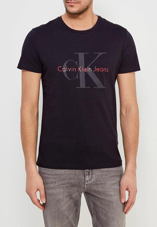 Футболка Calvin Klein Jeans Calvin Klein Jeans CA939EMAPQW8 футболка calvin klein jeans calvin klein jeans ca939ewaqij7