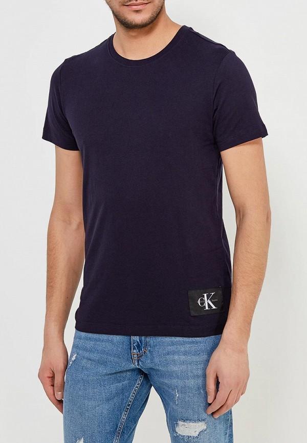 Футболка Calvin Klein Jeans Calvin Klein Jeans CA939EMAPQX5 свитшот calvin klein jeans calvin klein jeans ca939ewzjs33