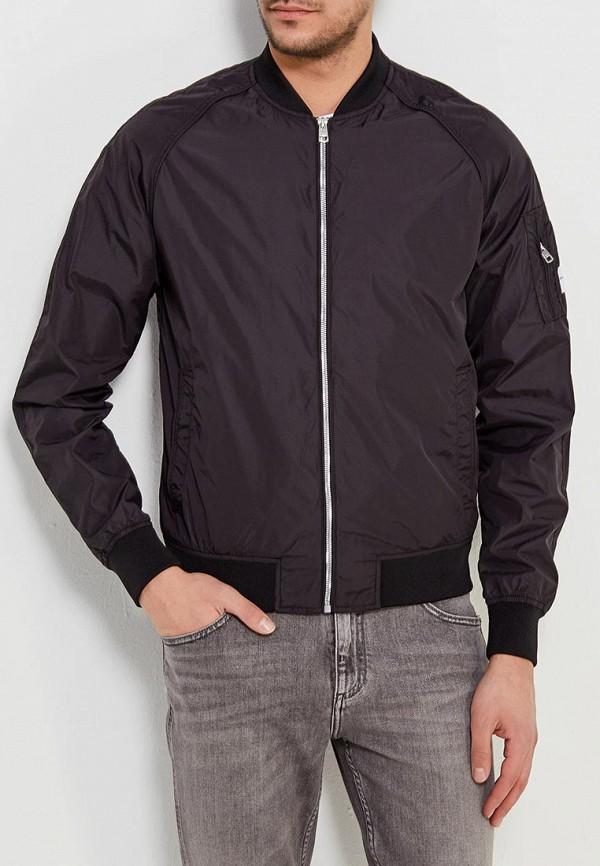 Ветровка Calvin Klein Jeans, CA939EMAPQY7, черный, Весна-лето 2018  - купить со скидкой