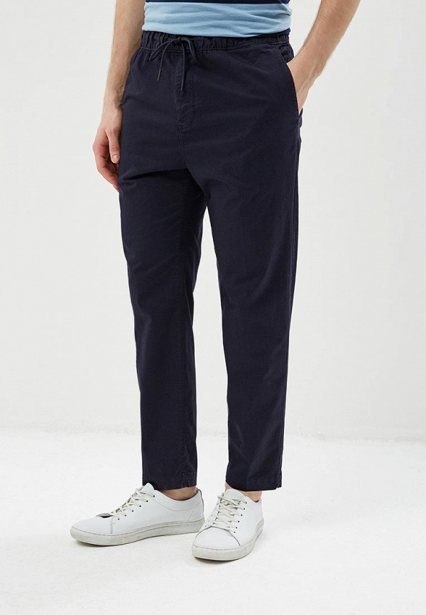 Купить Брюки Calvin Klein Jeans, ca939emapqz7, синий, Весна-лето 2018