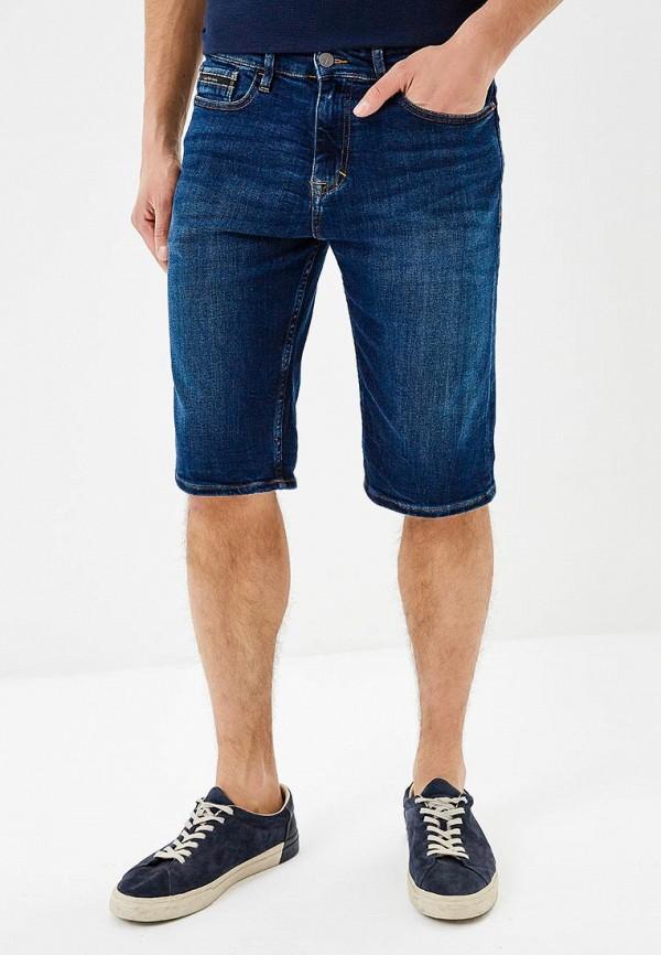 купить Шорты джинсовые Calvin Klein Jeans Calvin Klein Jeans CA939EMAPRB2 по цене 6120 рублей