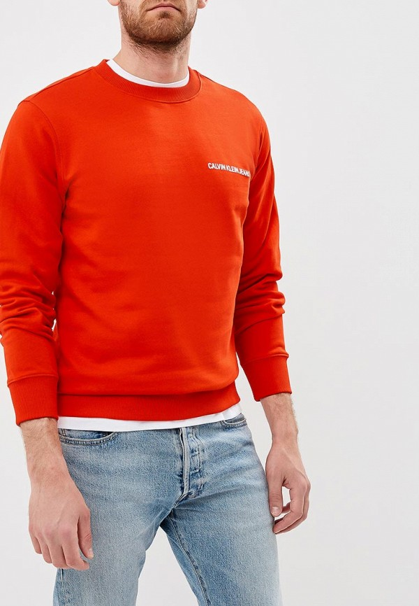 Свитшот Calvin Klein Jeans Calvin Klein Jeans CA939EMBRKC8 свитшот calvin klein jeans calvin klein jeans ca939ewaqij5