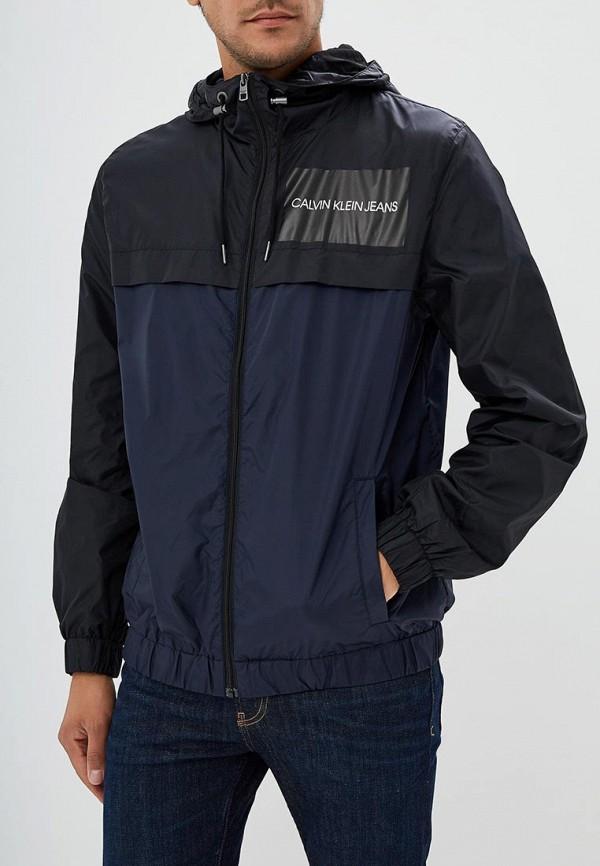 Купить Ветровка Calvin Klein Jeans, CA939EMBTHM3, черный, Осень-зима 2018/2019