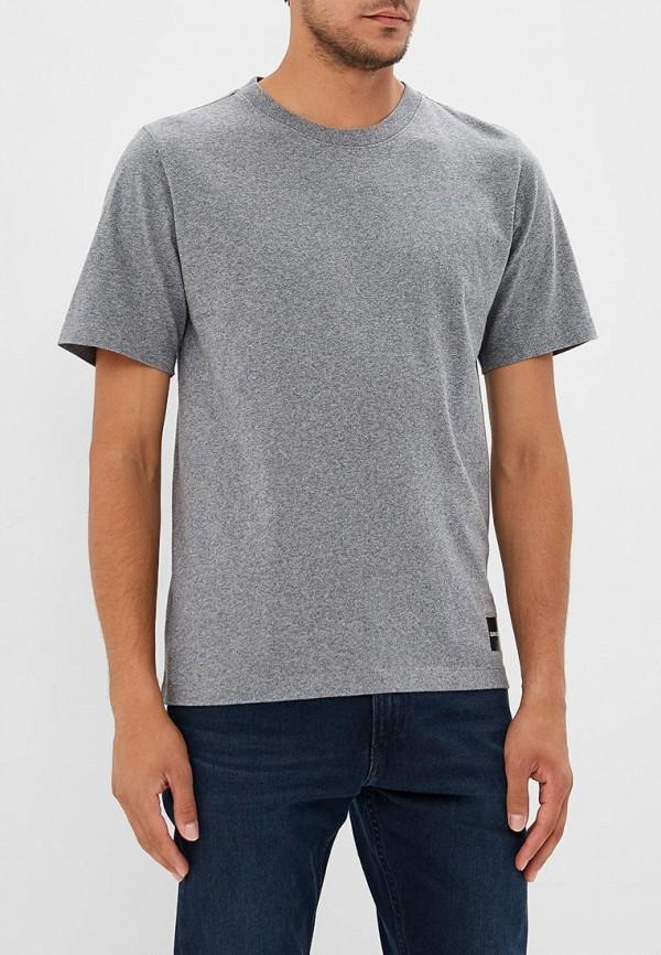 Купить Футболка Calvin Klein Jeans, CA939EMBTHM9, серый, Осень-зима 2018/2019