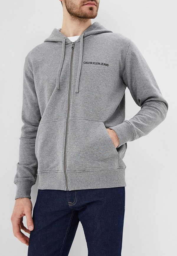 Толстовка Calvin Klein Jeans Calvin Klein Jeans CA939EMBTJV0 толстовка детская calvin klein jeans kck3f1ktkb8100xa 130