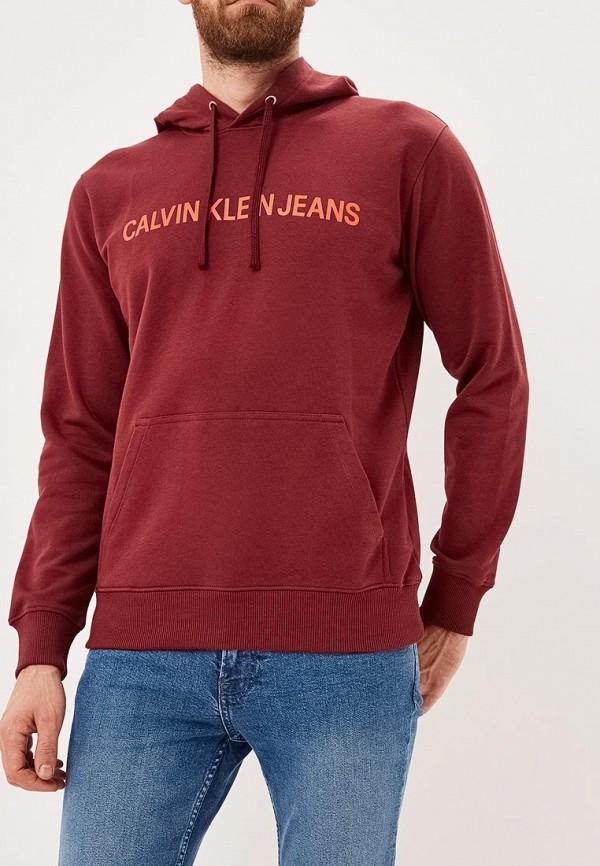 Худи Calvin Klein Jeans Calvin Klein Jeans CA939EMBTJV4 свитшот calvin klein jeans calvin klein jeans ca939ewzjs33