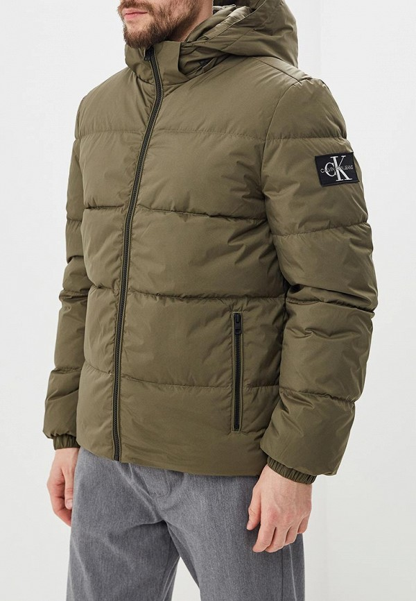 Пуховик Calvin Klein Jeans Calvin Klein Jeans CA939EMBTJY5 все цены